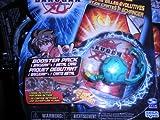 : Bakugan Battle Brawlers Ventus Green CENTIPOID Booster Pack