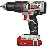 PORTER-CABLE PCC620LB 20V MAX Lithium Ion Hammer Drill Kit by PORTER-CABLE