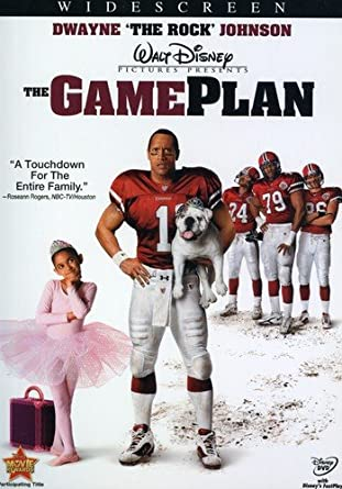 The Game Plan best football movies