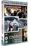 2012/Terminator Salvation/Children Of Men [DVD]
