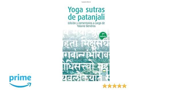 Yogasutras de Patanjali 7ª Edición Bolsillo: Amazon.es ...