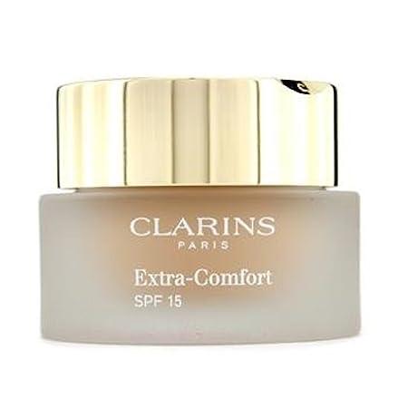 Clarins Extra-Comfort Anti-Aging Foundation SPF 15 – 1.1 oz Sand