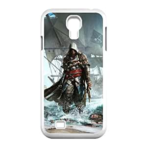Samsung Galaxy S4 9500 phone case White Assassin's Creed NNIL1790488