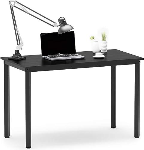 WeeHom Computer Desk 55 Inch Computer Table Office Desk Workstation
