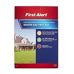 First Alert RD1 Radon Gas...