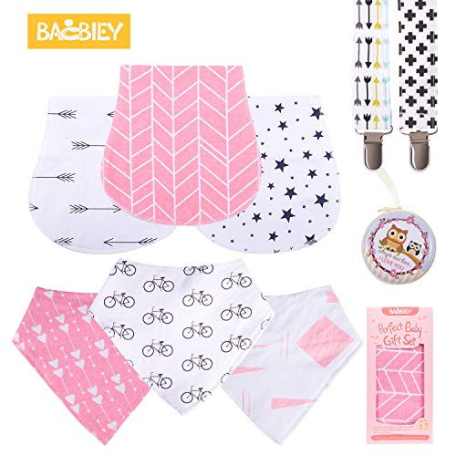 Baby Burp Cloths...