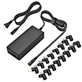 90w Universal Ac Laptop Charger Power Adapter for Hp Compaq Dell Acer Asus Toshiba IBM Lenovo Samsung Sony Fujitsu Gateway Notebook Ultrabook by Sopito