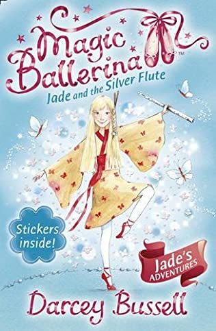 book cover of Jade and the Silver Flute