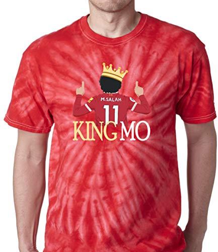 TIE-DYE RED Kansas City Mahomes Make Kansas City Great T-Shirt Adult