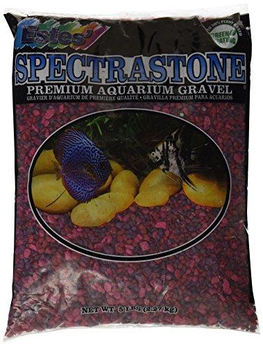 Spectrastone Berry Lake Aquarium Gravel for Freshwater Aquariums, 5-Pound Bag by Spectrastone
