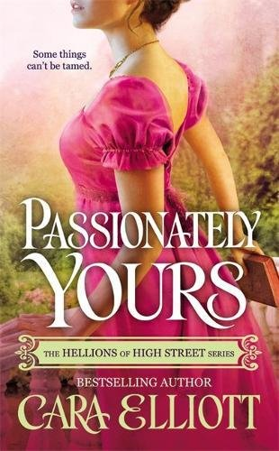 book cover of Passionately Yours