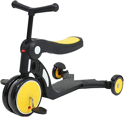 ZAQI Patinetes Bicicleta Infantil Mini Balance - Bicicleta de bebé ...