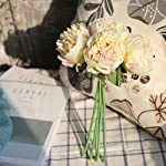 ChainSee-5-Head-Artificial-Silk-Peony-Flowers-Bridal-Bouquet-Home-Wedding-Decor-B