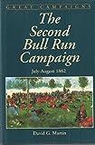 Second Bull Run Campaign (Great Campaigns)