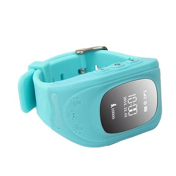 Q50 Smartwatches Reloj Infantil Pulsera Inteligente GPS ...