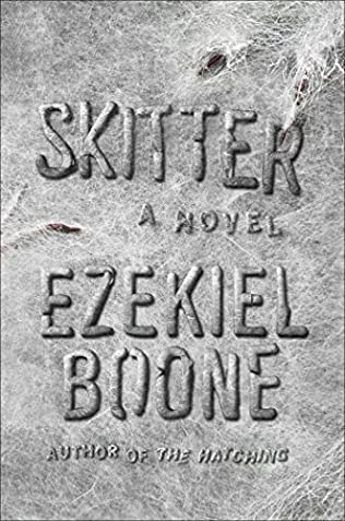 book cover of   Skitter
