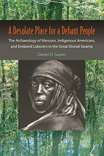 A Desolate Place for a Defiant People: The Archaeology of Maroons, Indigenous Americans, and Enslaved Laborers in the Great Dismal Swamp (Co-published with The Society for Historical Archaeology)
