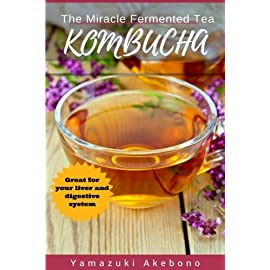 Kombucha: the miracle fermented tea (kombucha for beginners) 18 this simple kombucha books is a nice short-read for learning about kombucha for beginners, a little about kombucha brewing etc. It is meant as a stepping stone into the exciting field of fermented tea and fermented drinks. So if you already know a bit about the subject - i advice you find more elaborate kombucha books. Otherwise, this is perfect for you. What is kombucha? Kombucha is a fermented drink of black coffee and sugars (from different sources which includes cane sugar, fruit or honey) that's put to use as an effective food. It includes a colony of microorganisms and yeast which are liable for initiating the fermentation method once coupled with sugar. After becoming fermented, kombucha evolves into carbonated and consists of vinegar, b-vitamins , enzymes , probiotics as well as a high concentration of acidity kombucha brewing - health benefits: when i first read about the various health benefits of kombucha tea, this probiotic tea that people siar by - , i was skeptical. How could one beverage do so many things? But then i realized that it's not so much that the beverage does something to our bodies, like a medicine targeted at curing specific symptoms. It's more that this beverage promotes health. It gives your body what it needs to heal itself by 1)aiding your liver in removing harmful substances, 2)promoting balance in your digestive system, and 3)being rich in health-promoting vitamins, enzymes, and acids. Why should you buy this book? You can benefit from letting the kombucha enter your life. The general consensus seems to be that with regular, daily consumption, you'll notice improvement in immune system functioning and energy levels within about a iek, the healing of more minor ailments within a month or so, and the healing of more radical illnesses within a year or so.