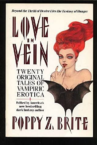 book cover of Love in Vein