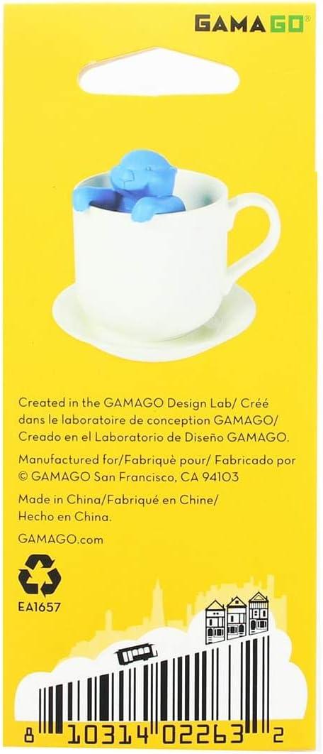 Guilty Gadgets Lot de 6 tasses /à caf/é latte r/ésistant aux temp/ératures /élev/ées 240 ml