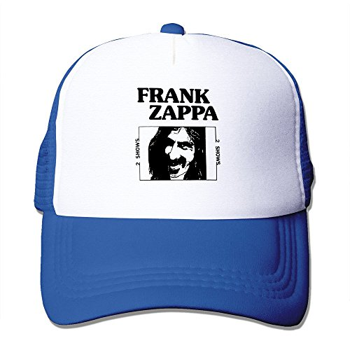 Frank Zappa And The Mothers Of Invention Over-Nite Sensation Mesh Trucker Hat Cool