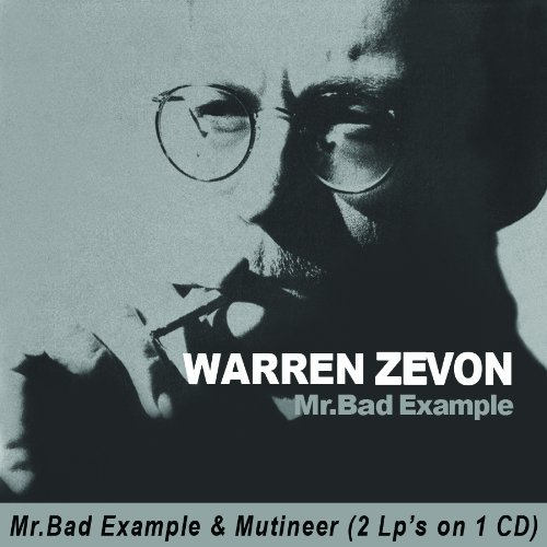 Mr  Bad Example Mutineer  2 Lps On 1 Cd Limited Edition