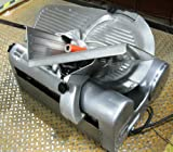 Hobart 1612-E 12-Inch Meat & Cheese Slicer with Automatic Blade Sharpening Stone