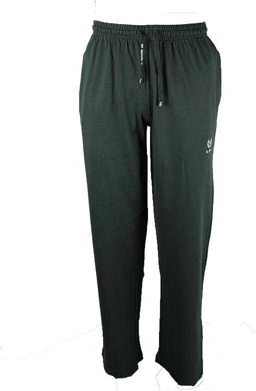 Be Board - Pantalón de chándal para hombre, 100% algodón ligero ...