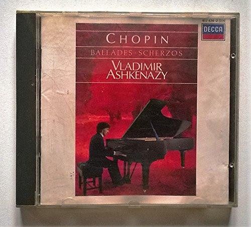 Chopin: Ballades / Scherzos