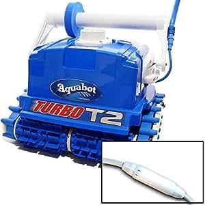 Amazon Com Aquabot Abturt2r1 Turbo T2 Plus Pool Cleaner