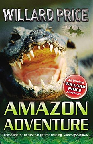 amazon adventure - 2