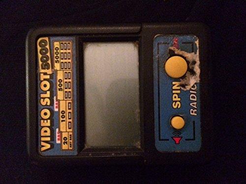 (Radica Video Slot Handheld Game)