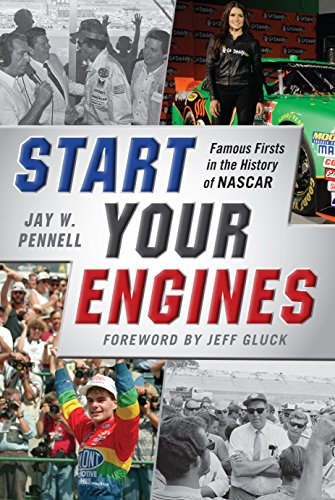 Cale Yarborough Nascar (Start Your Engines: Famous Firsts in the History of NASCAR)
