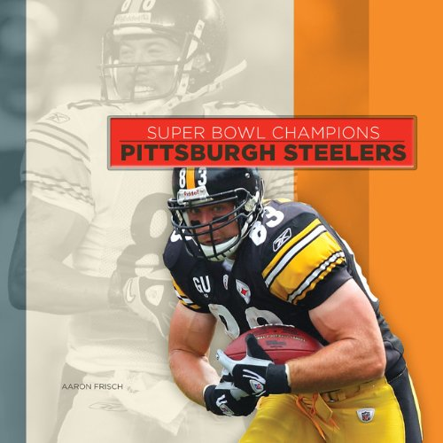 Read Online Super Bowl Champions: Pittsburgh Steelers pdf