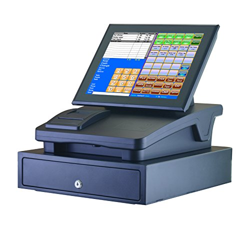 Used, 12 inch Touch Screen All in One Cash Register with for sale  Delivered anywhere in USA