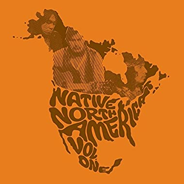 Native North America 1: Aboriginal Folk Rock