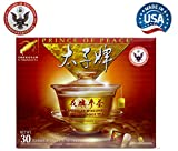 Prince Of Peace American Wisconsin Ginseng Root Tea (30 Teabag)