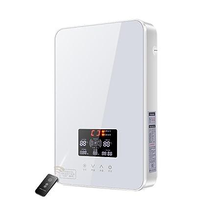 Water heater 6 Kw 8kw Calentador de Agua instantáneo Kit de Sistema de Panel de Ducha