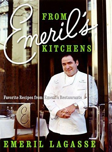 Emerils Kitchens Favorite Recipes Restaurants