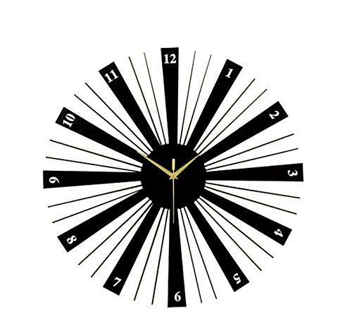A32 Wall Clock orologio da Camera da Letto da 20 Pollici Semplice orologio Silenzioso al Quarzo 56  56 cm
