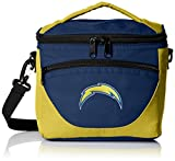 NFL 9-Can Halftime Cooler with Front Dry Storage Pocket and Shoulder Strap