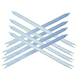 Xeminor Premium Pull Bows Decoration Ties for Holiday Party Decoration, Pack of 10 Blue