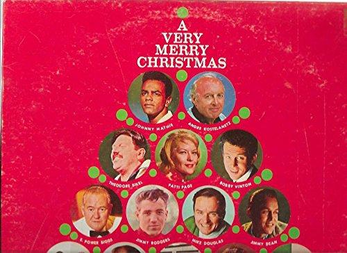 A Very Merry Christmas - Various Artists - CSS563 (Christmas Simons Malls)