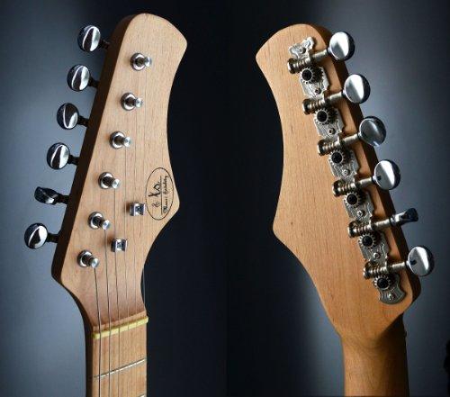 Ts ideen 5243 chitarra elettrica per bambini 4 8 anni for Ganci per appendere chitarre