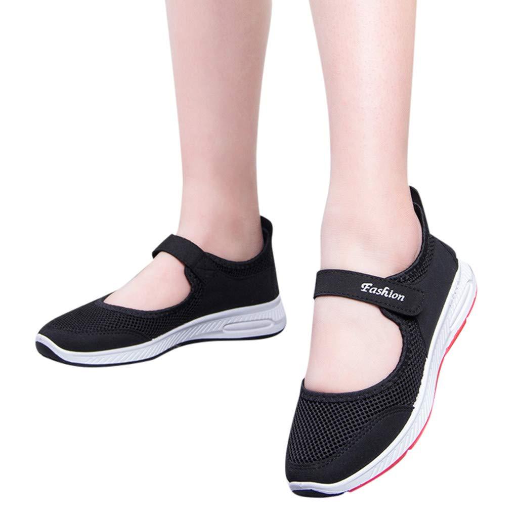 25ec7eded0bf Amazon.com: Women's Shoes Walking Sneaker, Jiayit Women Fashion ...
