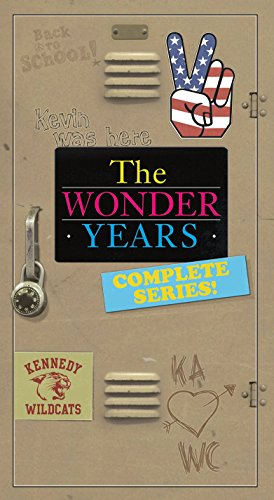 Series Slipcase (The Wonder Years: Complete Series (slipcase)(26DVD))