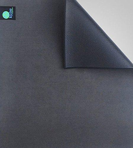 "Kulae Elite Hybrid Plus 6mm x 72"" x 24"" Non-Slip Eco-Friendly Hot Yoga Mat/Towel Combo, Perfect for All Types of Yoga"