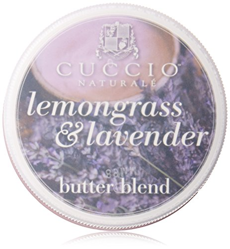 Cuccio Lavender and Lemongrass Body Butter Tower, 6 Count ()