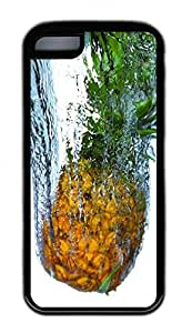 Distinct Waterproof Pineapple Fondle Admiringly Design Your Own iPhone 5c Case