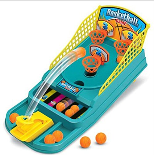 Remeehi 知育玩具 バスケットボールゲーム 卓上バスケットボール 卓上ゲーム ミニデスクトップ バスケットボールシュート パチンコゲーム 親子インタラクティブ 玩具 おもちゃ キッズ 子供 トレーニング